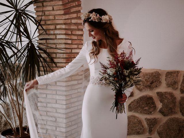 La boda de Cristian y Marta en Cáceres, Cáceres 53