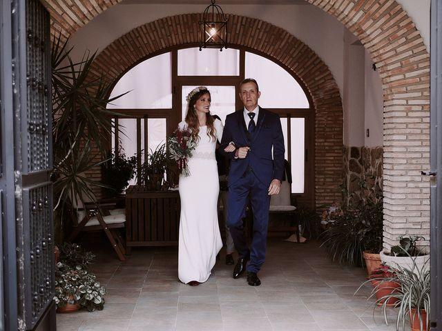 La boda de Cristian y Marta en Cáceres, Cáceres 55