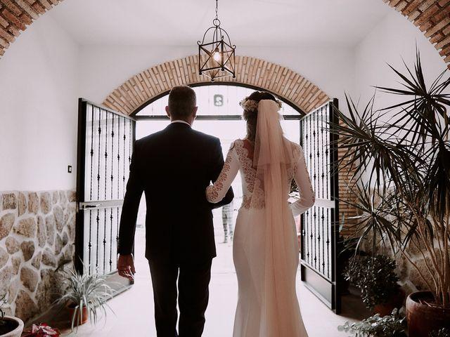 La boda de Cristian y Marta en Cáceres, Cáceres 56