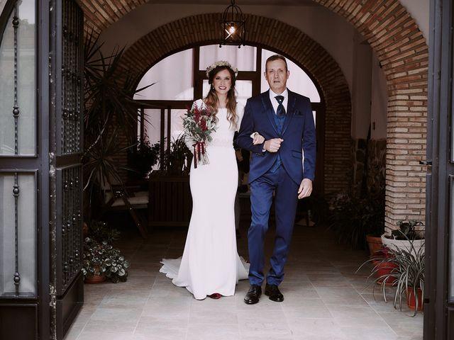 La boda de Cristian y Marta en Cáceres, Cáceres 57