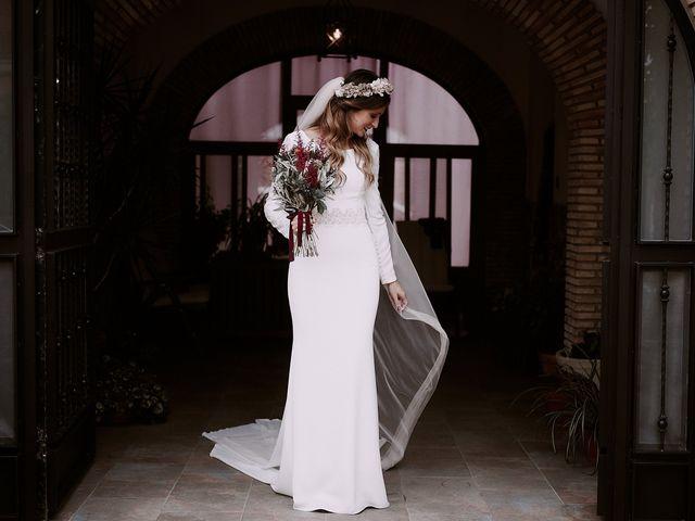 La boda de Cristian y Marta en Cáceres, Cáceres 58