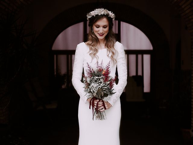 La boda de Cristian y Marta en Cáceres, Cáceres 59