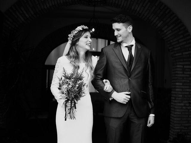 La boda de Cristian y Marta en Cáceres, Cáceres 60
