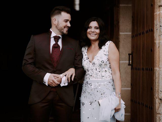 La boda de Cristian y Marta en Cáceres, Cáceres 68