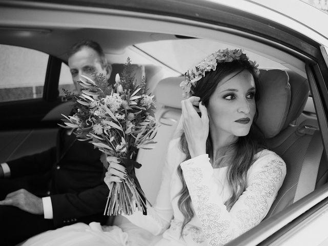 La boda de Cristian y Marta en Cáceres, Cáceres 72