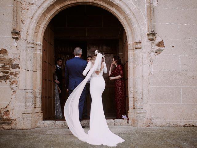La boda de Cristian y Marta en Cáceres, Cáceres 73