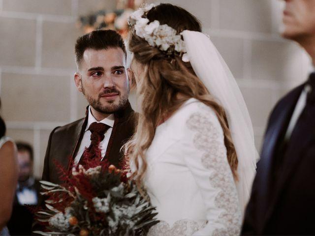 La boda de Cristian y Marta en Cáceres, Cáceres 1