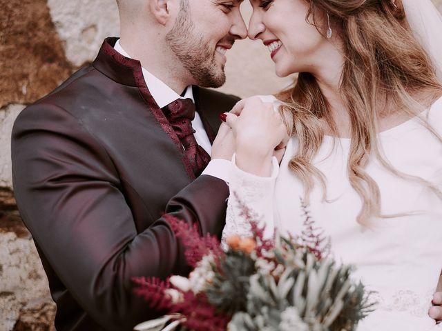 La boda de Cristian y Marta en Cáceres, Cáceres 119