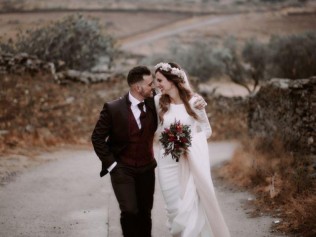 La boda de Cristian y Marta en Cáceres, Cáceres 130