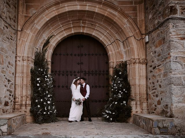 La boda de Cristian y Marta en Cáceres, Cáceres 134
