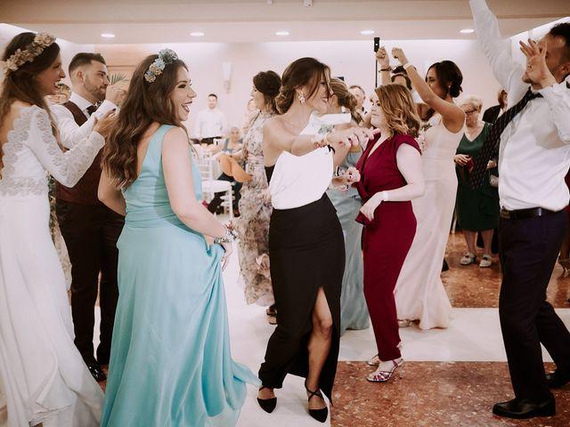 La boda de Cristian y Marta en Cáceres, Cáceres 171