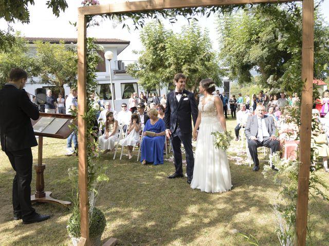 La boda de Haritz y Maitane en Mutiloa, Guipúzcoa 1