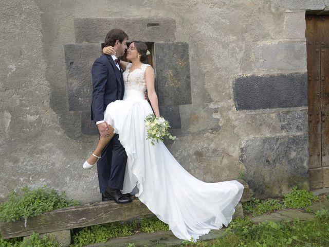 La boda de Haritz y Maitane en Mutiloa, Guipúzcoa 2