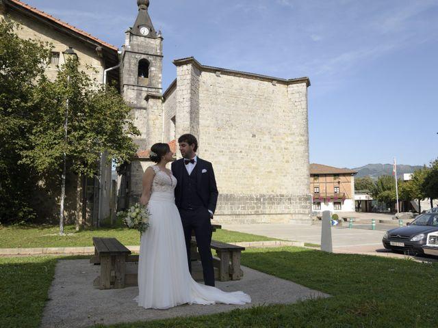La boda de Haritz y Maitane en Mutiloa, Guipúzcoa 4