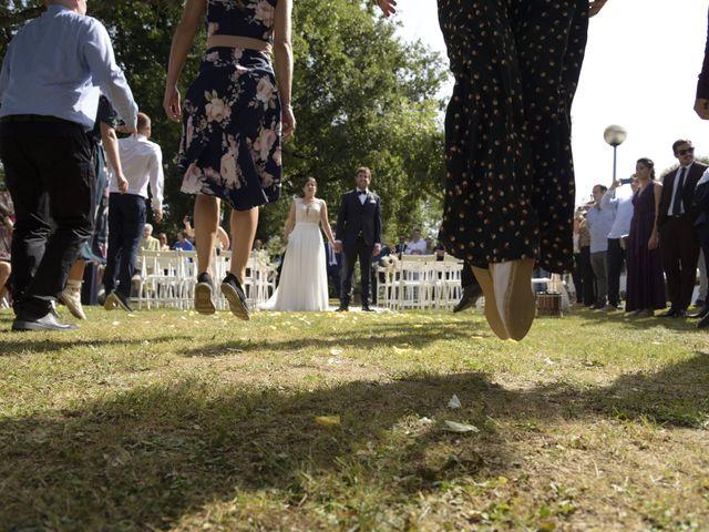 La boda de Haritz y Maitane en Mutiloa, Guipúzcoa 5