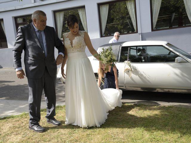 La boda de Haritz y Maitane en Mutiloa, Guipúzcoa 7