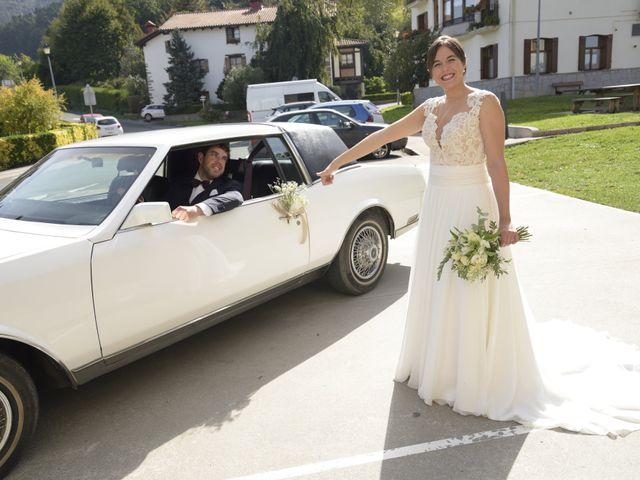 La boda de Haritz y Maitane en Mutiloa, Guipúzcoa 10