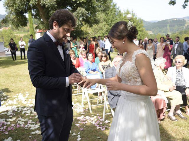 La boda de Haritz y Maitane en Mutiloa, Guipúzcoa 11