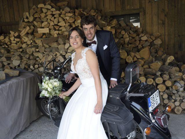 La boda de Haritz y Maitane en Mutiloa, Guipúzcoa 14