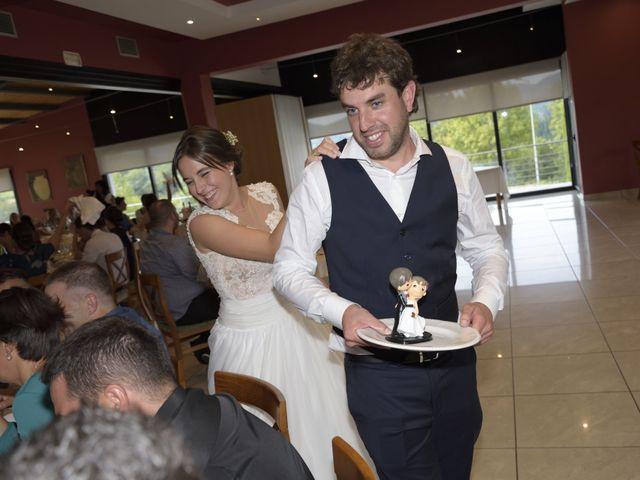 La boda de Haritz y Maitane en Mutiloa, Guipúzcoa 21
