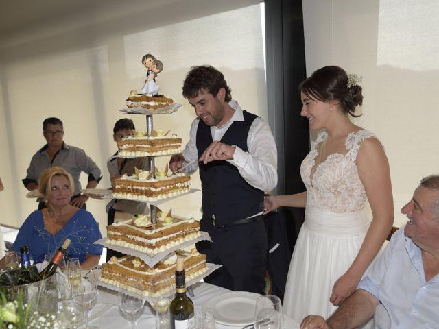 La boda de Haritz y Maitane en Mutiloa, Guipúzcoa 22