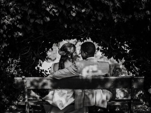 La boda de Josué y Débora en Sant Feliu De Llobregat, Barcelona 1