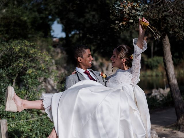 La boda de Josué y Débora en Sant Feliu De Llobregat, Barcelona 5