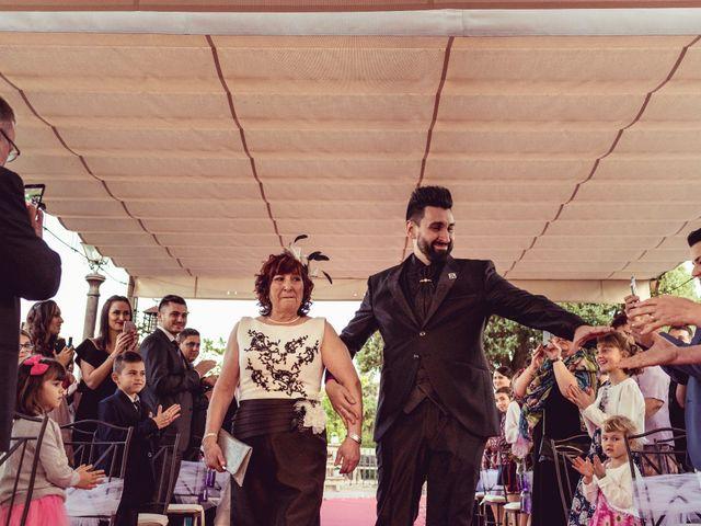 La boda de Miguel y Lidia en Toledo, Toledo 22
