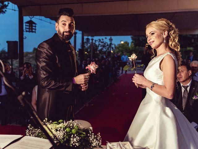 La boda de Miguel y Lidia en Toledo, Toledo 28