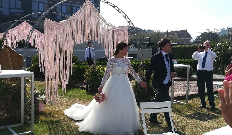 La boda de David  y Ilduara  en Castro Urdiales, Cantabria