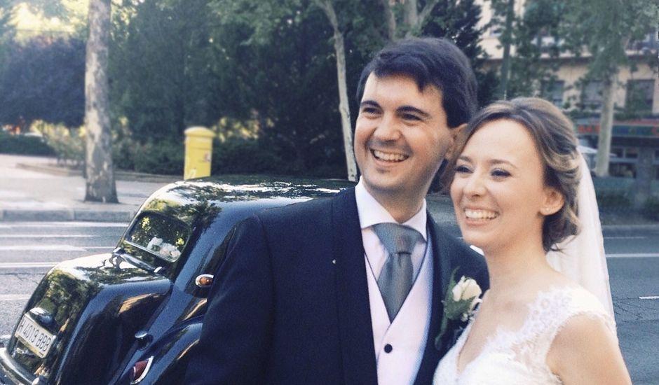 La boda de Guillermo y Verónica en Madrid, Madrid