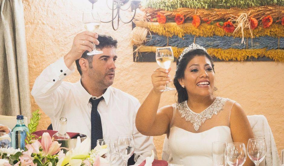 La boda de Agustin y Katherine  en Montornes Del Valles, Barcelona