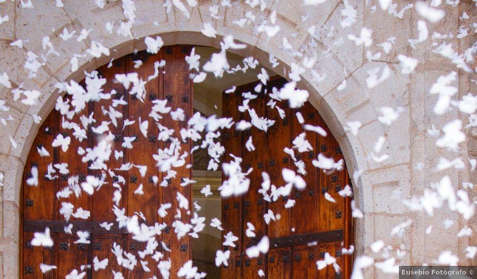 La boda de Vicente y Patricia en Casas Ibañez, Albacete