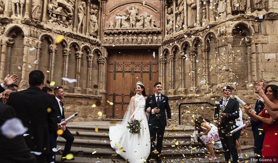La boda de Javier y Ana Gabriela en Logroño, La Rioja
