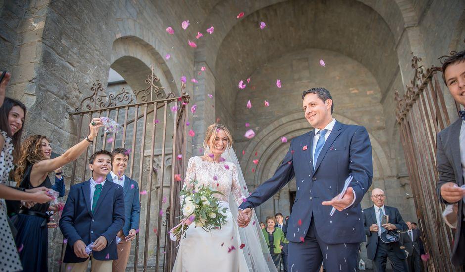 La boda de Hugo y Yolanda en Estación Canfranc, Huesca
