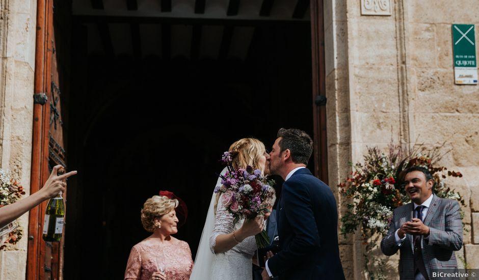 La boda de Angel Luís y Maribel en Tomelloso, Ciudad Real