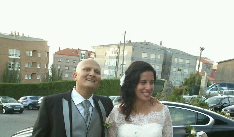 La boda de Nerea y Juan en Bueu (Casco Urbano), Pontevedra