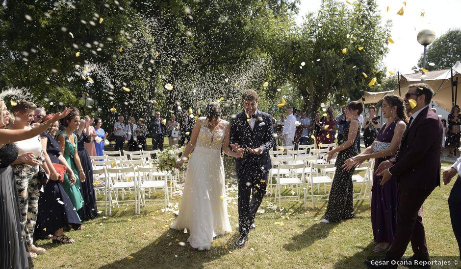 La boda de Haritz y Maitane en Mutiloa, Guipúzcoa