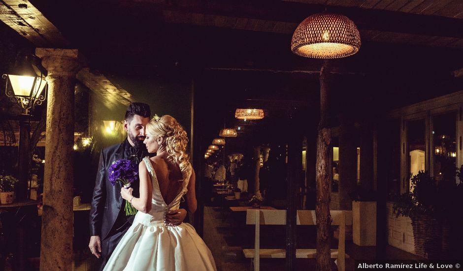 La boda de Miguel y Lidia en Toledo, Toledo