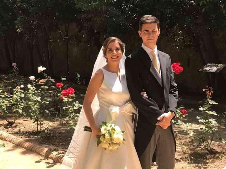 La boda de Lidia y Jesús