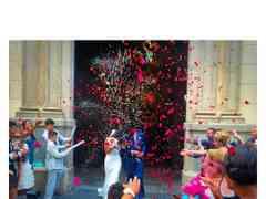 La boda de Estefania  y Alejandro  50