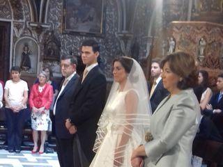 La boda de Lidia y Jesús 1