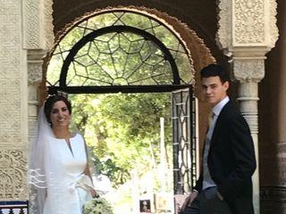 La boda de Lidia y Jesús 3