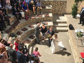 La boda de Laura   y Joaquin 2