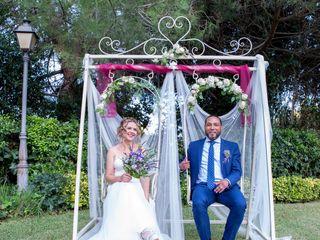 La boda de Francys y Silvia
