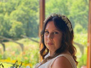 La boda de Flor y Kique 1