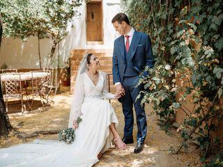 La boda de María y Antonio José