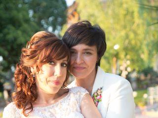 La boda de María Dolores y Mónica