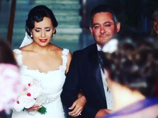 La boda de Estefania  y Alejandro  1