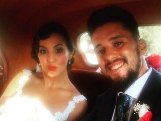 La boda de Estefania  y Alejandro  3